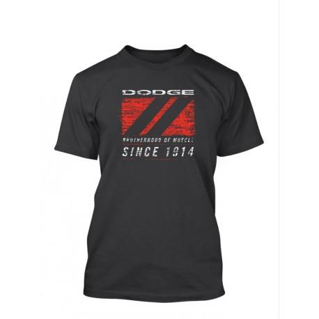 Dodge pánské triko 1914 Brotherhood