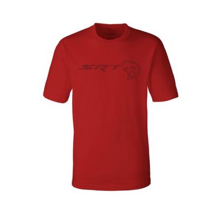 Dodge pánské červené triko SRT