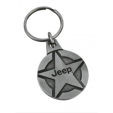 Jeep přívěsek na klíče Star