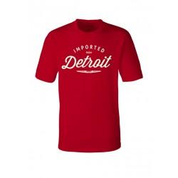 Chrysler pánské triko IFD červené