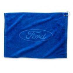 Ford velurový ručník
