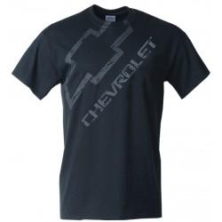 Chevrolet pánské černé triko