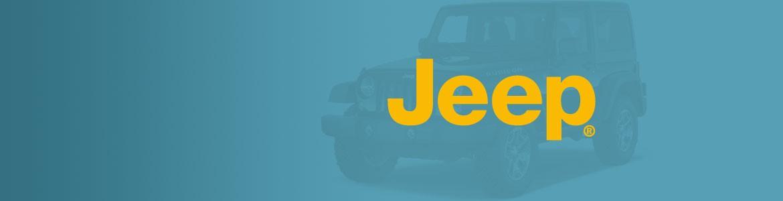 Jeep zboží